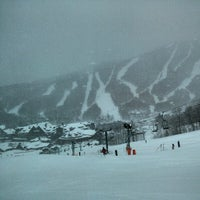 Photo taken at Stowe Mountain Resort by rory w. on 2/12/2013