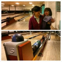 Photo taken at Danbury Duckpin Lanes by rory w. on 3/1/2014