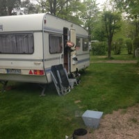 Photo taken at Nordufer Camping by André H. on 5/9/2013