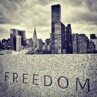 Foto scattata a Four Freedoms Park da John d. il 11/25/2012