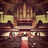 Photo taken at Fifth Avenue Presbyterian Church by John d. on 10/6/2012