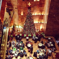 Photo taken at Trump Tower by John d. on 11/23/2012