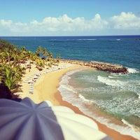 Photo taken at La Concha A Renaissance Resort by John d. on 12/12/2012