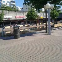 Photo taken at SKHLM - Skärholmens Centrum by Prangwalai S. on 6/6/2013