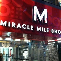 Photo taken at Miracle Mile Shops by bsmommy22 on 1/8/2013