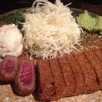 5/1/2013にdoccimoが牛かつもと村 渋谷本店で撮った写真