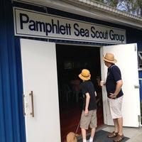 Photo taken at Pamphlett Sea Scouts by Alex W. on 2/9/2013