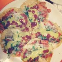 Photo taken at Tacos Los Tarascos by Minifer S. on 1/8/2013