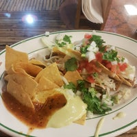 Photo taken at El Nopal Mexican Grill by Anthony on 7/6/2017