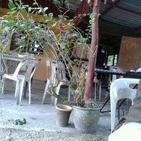 Photo taken at Warung satar by Azlan on 10/25/2012