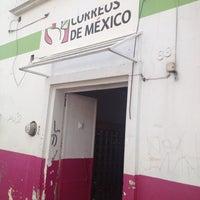 Photo taken at Correos de México by Alex B. on 6/28/2013