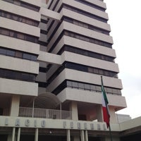 Photo taken at Palacio Federal by Alex B. on 6/18/2013