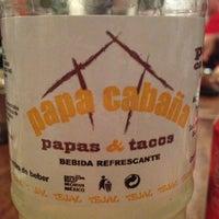 Photo taken at Papa Cabaña by Alex B. on 3/23/2013
