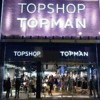 Photo taken at Topman by Chris on 11/3/2012