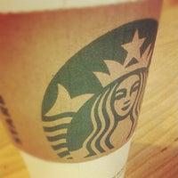 Photo taken at Starbucks by Justin K. on 1/8/2013