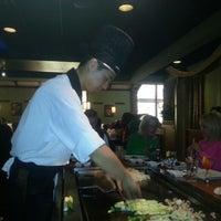Photo taken at Sakura Japanese Steak House by Jeanette H. on 3/31/2013