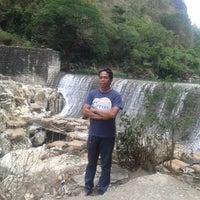 Photo taken at Wawa Dam, Montalban Rizal by Jhon A. on 4/16/2014