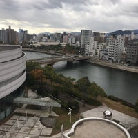 Photo taken at 広島文化交流会館 by Mara H. on 11/19/2017