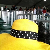 Photo taken at The Kentucky Derby 139 by Amanda C. on 5/4/2013