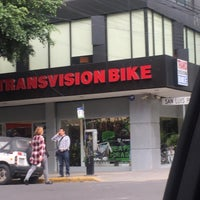 Photo taken at Transvision Bike Roma by Janice B. on 8/30/2016