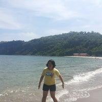 Photo taken at Marine Base Ternate Beach Resort by Cylea L. on 8/21/2014