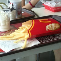 Photo taken at McDonald's by Cylea L. on 5/22/2013