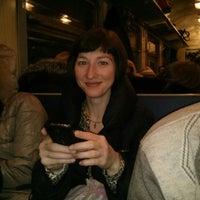 Photo taken at электичка в Семенов by Эдуард К. on 12/31/2013