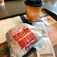 Photo taken at 麥當勞 McDonald's by Pui Leng on 3/8/2018