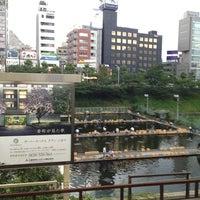 Photo taken at Ichigaya Station by yåsü on 7/2/2013