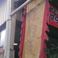Photo taken at 安和街雞肉飯(南門桃城) by Sam H. on 9/23/2013
