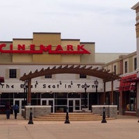 Photo taken at Cinemark Theatres by Michael S. on 3/23/2014