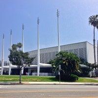 Photo taken at Santa Monica Civic Auditorium by Gary S. on 4/28/2013