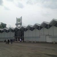 Снимок сделан в Конгрессно-выставочный комплекс «Сокольники» пользователем Alexandr D. 5/18/2013