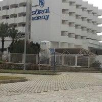 2/21/2013 tarihinde Şenol A.ziyaretçi tarafından Süral Saray Hotel'de çekilen fotoğraf