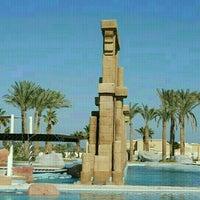 9/15/2015 tarihinde SamiPelin K.ziyaretçi tarafından Rixos Seagate Sharm'de çekilen fotoğraf