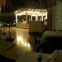 9/5/2015 tarihinde SamiPelin K.ziyaretçi tarafından Rixos Sharm El  Sheikh Zodiac Restaurant'de çekilen fotoğraf