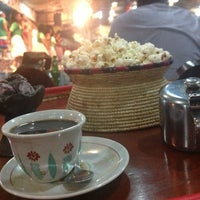 Photo taken at Yod Abyssinia Cultural Restaurant by Brieuc-Yves (Mellouki) C. on 8/10/2013