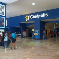 Photo taken at Cinépolis by Isaac J. on 8/30/2013