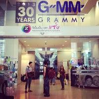 Photo taken at GMM Grammy Place by E L L E L O O F .. on 12/15/2012
