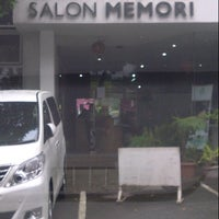 Photo taken at Salon Memori by Mame' H. on 4/18/2013