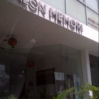 Photo taken at Salon Memori by Mame' H. on 2/16/2013