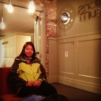 Photo taken at Coffee Shop at Enoteca Musto by Sonny T. on 5/2/2013