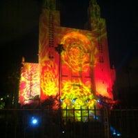 Photo taken at Église Du Sacré-Cœur by Mohamed B. on 5/2/2013