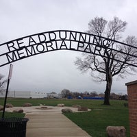 Photo taken at Read-Dunning Memorial Park by Noel P. on 4/14/2014