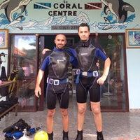 Photo taken at Liberty Dive Resort Tulamben by Roman M. on 1/9/2014