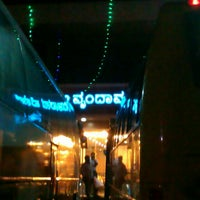 Photo taken at Vrindavan Veg Hotel by Santhosh A. on 5/3/2013