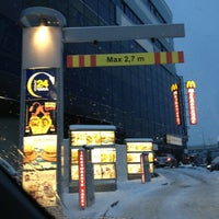 Снимок сделан в McDonald's пользователем Виталик С. 3/26/2013