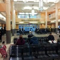 Photo taken at Atlantic City Bus Terminal by Robert W. on 1/26/2013