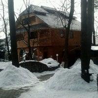 Снимок сделан в У Лiсi пользователем Олег З. 2/24/2013