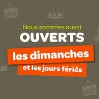 Photo taken at Carrefour Express du CHR de la citadelle by Carrefour express on 12/2/2015